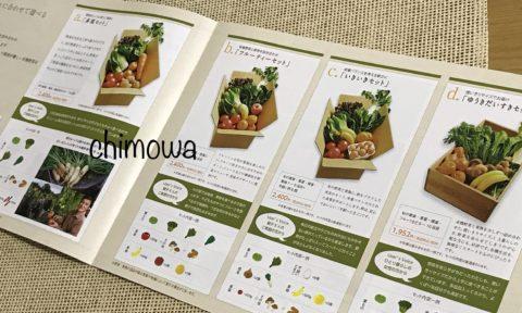 ビオ・マルシェの『入会のご案内』より送料込みの野菜セット4種類の写真
